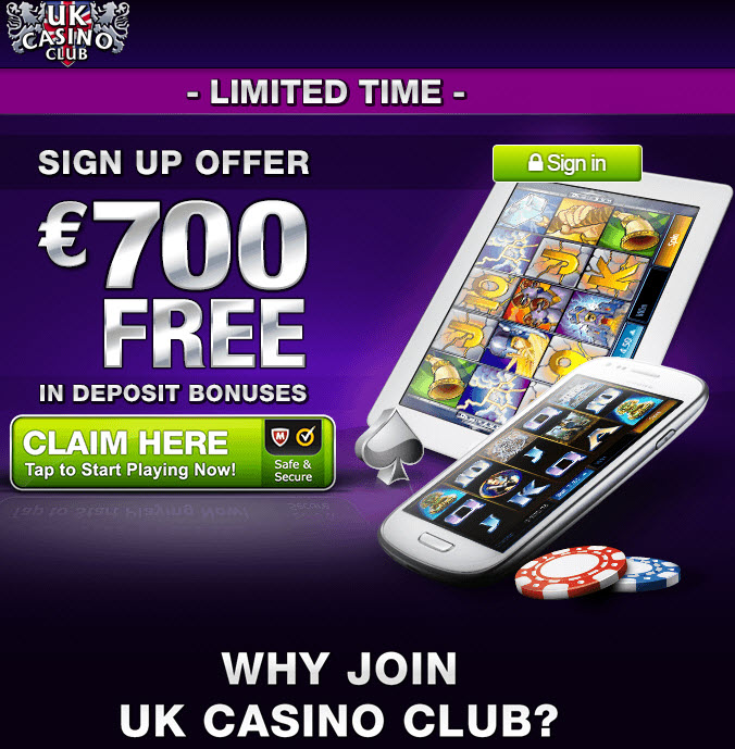 casino club uk
